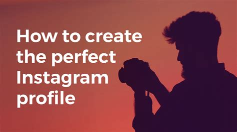 how to create the instagram profile viraltag