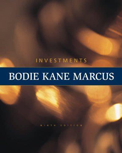 Buku Bisnis Investments Bodie Markus investments by zvi bodie alex alan ebooknetworking net