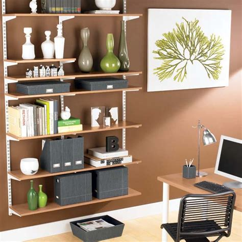 decorate shelves get more space by displaying your extra stuff 15 space