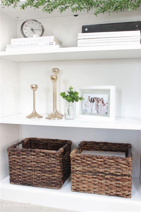 Shelf Of Saffron our hack diy built in bookcase saffron avenue