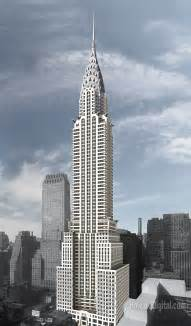 What Is The Chrysler Building Made Of Chrysler Building