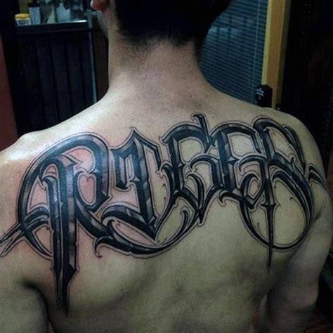 unique name tattoos 50 last name tattoos for honorable ink ideas