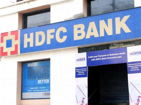 hdfc bank price hdfc bank q1 net profit up 33 83 at rs 811 cr stock tip