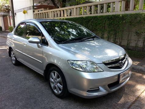 Honda City Vtec 2006 At ม อสอง ขายรถบ าน honda city zx 2006 vtec ev at 1 5