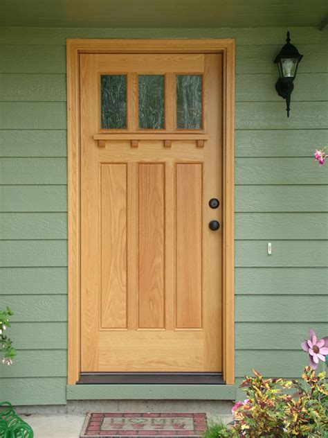 Craftsman Style Front Door Front Doors Creative Ideas Craftsman Style Front Doors