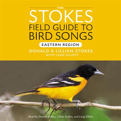 download stokes field guide to bird songs eastern region