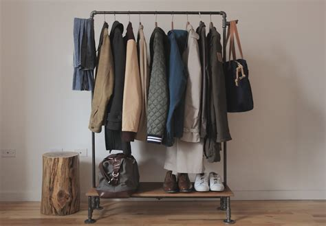 pipe clothing rack diy how to upcycle pipes into industrial diy shelves and lighting homeli