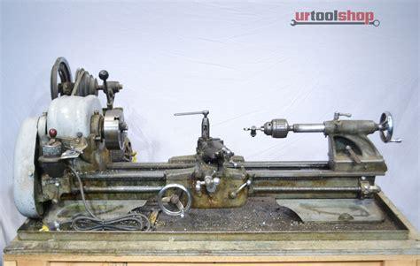 Vintage Atlas Metal Lathe Model Th 42 5950 18