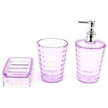 lilac bathroom accessories gedy gl6081 79 by nameek s glady lilac 6 piece bathroom