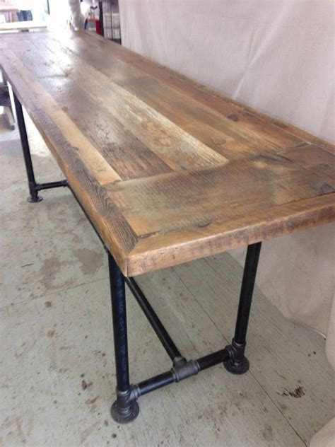 8 ft wood table best 25 counter height table ideas on counter
