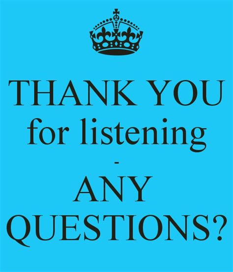 poster design questions thank you for listening any questions facebook