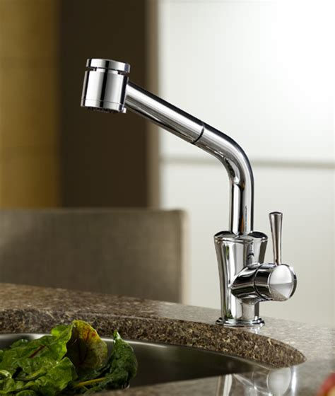 new kitchen faucets from jado basil cayenne saffron
