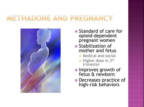 Methadone Detox Pregnancy by Ppt Maternal Newborn Effects Of Perinatal Substance