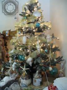 beach cottage decor finds seaside christmas tree