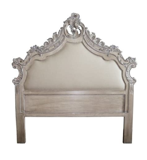 hand carved headboards kreiss rococo queen headboard hand carved wood silk