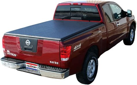 nissan frontier bed cover 1998 2004 nissan frontier truxedo truxport tonneau cover