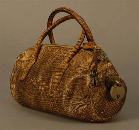 Hermes Birkin Zipper Croco Duff 2434 hermes lizard purse 1927 small handled duff sold vintage couture