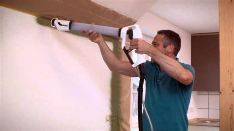 Türen Lackieren Mit Wagner Spritzpistole by Wallperfect W995 E Latex Verfspuit Youtube