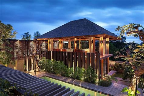 exotic luxury villa pecatu bali  wahana cipta selaras
