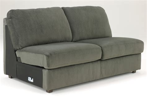 jessa place sectional dimensions jessa place pewter right arm facing sectional from ashley