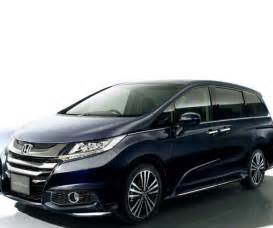 Honda Odyssey 2017 Honda Odyssey Release Date Price And Redesign