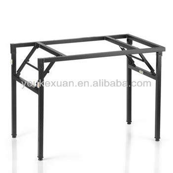 folding metal table legs metal folding table leg hc 6004 6009 buy metal folding table leg metal dining table legs