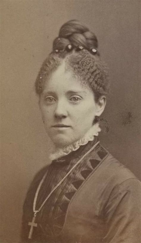 facts about hairstyles in the 1800s victorian hairstyles a short history in photos whizzpast