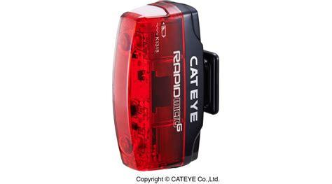 Lu Belakang Cat Eye Rapid X cat eye rapid micro g tl ld620g led iluminaci 243 n negro rojo