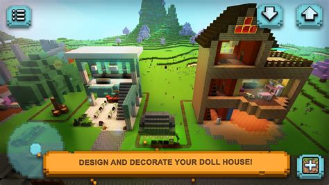 design your doll house game dollhouse craft 2 girls design decoration android
