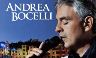 Andrea Bocelli Is He Blind Andrea Bocelli In Concert Plus 3 Nights At Westgate