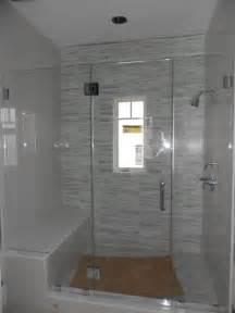 frameless glass shower enclosure contemporary shower
