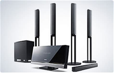 support for dvd home theatre system sony india