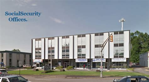 clifton nj social security offices