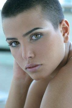 headbands on buzz cut hair 1000 images about head shaved on pinterest charlize