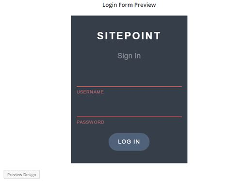 wordpress login layout building custom login and registration pages in wordpress