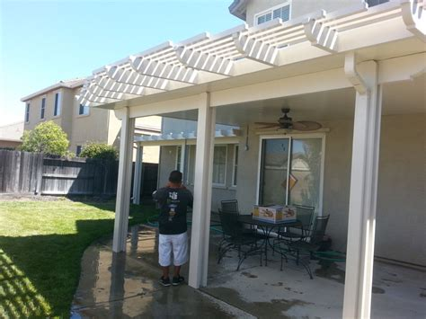 Patio Covers Fairfield Ca Lattice Patio Cover Gallery