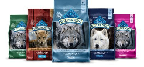blue wolf food blue buffalo wilderness rocky mountain recipe with bison grain free food