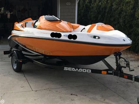 sea doo speed boats for sale uk 2012 seadoo 150 speedster jet boat detail classifieds
