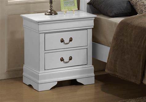 white night tables for bedroom calvin white night stand lexington overstock warehouse