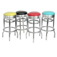 50 s bar stools event decor rentals