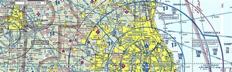 sectional chart online online sectional charts skyvector online aeronautical
