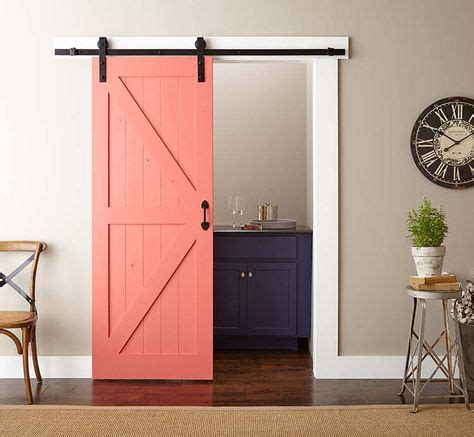 9 Sliding Barn Doors We Love Design Sponge How To Install Barn Doors Inside