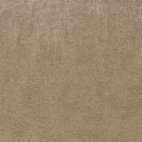 Cheap Faux Leather Upholstery Fabric by Fabricut 03344 Metallic Faux Leather Quartz Discount