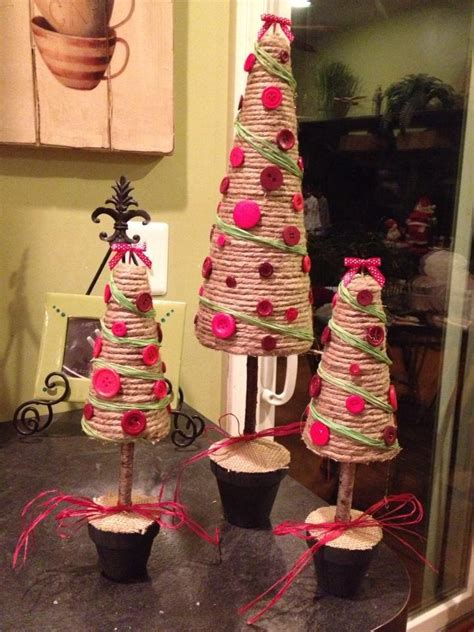 summer old summer new designs homemade christmas tree craft