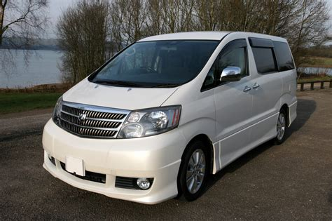 japanese vehicles toyota toyota alphard review andrew s japanese cars