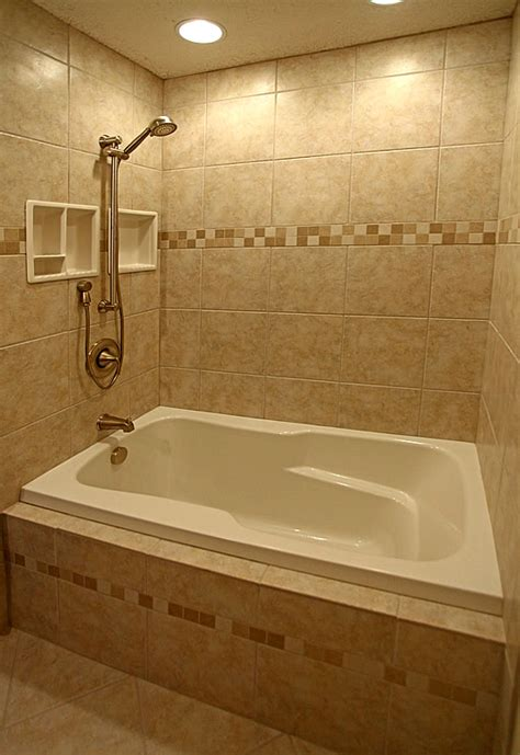 Bathroom Tub Shower Ideas | small bathroom remodeling fairfax burke manassas remodel