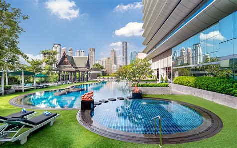 plaza athenee bangkok dry and decent trending for songkran 2016 travel weekly