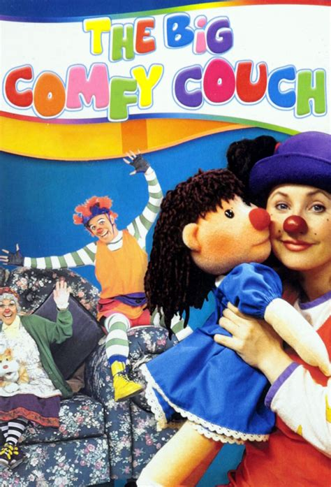 the couch tv show the big comfy couch tv show 2003