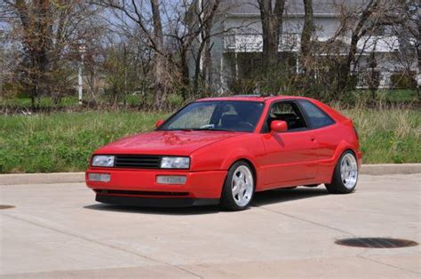 volkswagen corrado supercharged 1990 vw corrado g60 supercharged buy volks