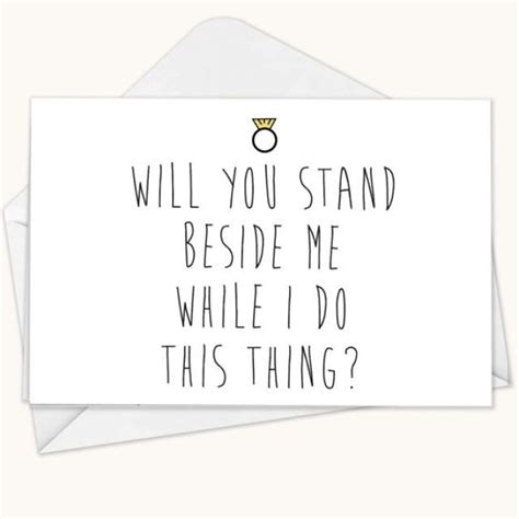 asking bridesmaids template card will you be my bridesmaid card bridesmaid card